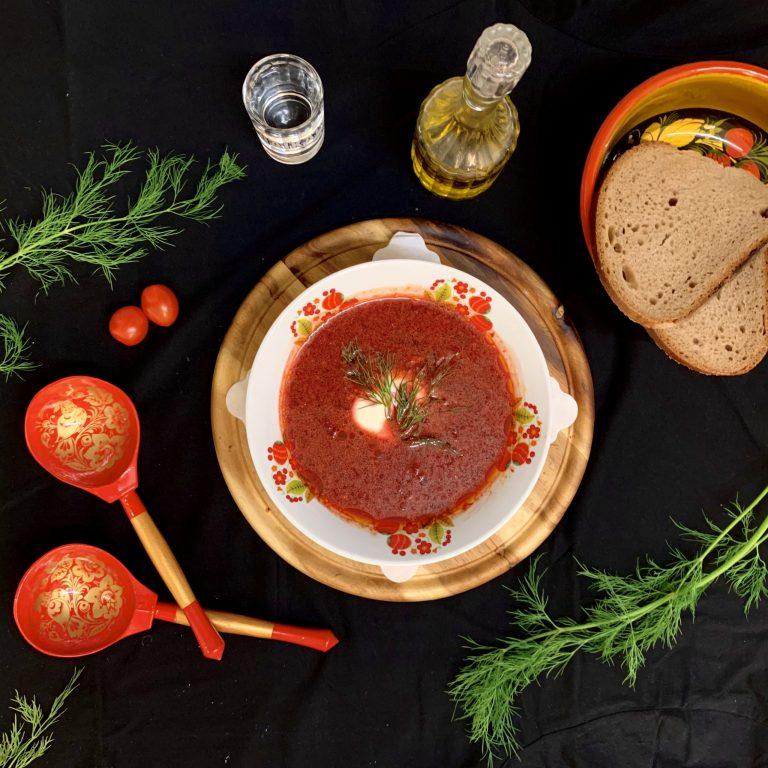 Russisches Restaurant Skaska